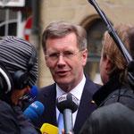Ex-Bundespräsident Christian Wulff