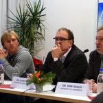 Diskussion zum Tod von R.Enke, Forum am Dom