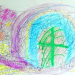 「虹色のカタツムリ」 カタツムリ界の偉大な存在です。