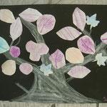 『和』のイメージでまとめた落ち着いた感じの木です!