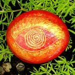 'Golden Eye' - Acryl auf Stein - 10 cm x 8,5 cm x 3,5 cm - € 29
