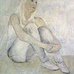 Für manche sichtbar - für andere nicht 1 / 2012 / 160 x 120 / Acryl, Keilrahmen