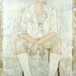 Für manche sichtbar - für andere nicht 2 / 2012 / 160 x 100 / Acryl, Keilrahmen