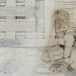 Heile Welt - IHDGDL / 2012 / 40 x 30 / Acryl, Acrylglas, Keilrahmen