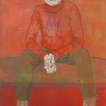 Schau mir in die Augen Kleiner / 2012 / 100 x 70 / Acryl, Acrylglas, Keilrahmen