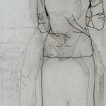 Über die Fortpflanzung 1 / 2012 / 160 x 60 / Acryl, Acrylglas, Keilrahmen