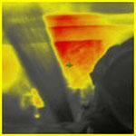 Brandeinsatz (Temperatur > 500° Celsius)