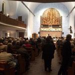 eine volle Anscharkirche