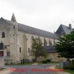 L'Abbaye Bénédictine des XIII et XVIII siècles de Bourgueil