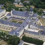 L'abbaye de Fontevraud 22 rue du poids Bourgueil
