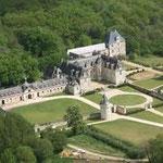 château de Gizeux 22 rue du poids Bourgueil