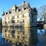 château d'Azay le Rideau 22 rue du poids Bourgueil