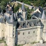 château de Saumur 22 rue du poids Bourgueil