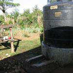 Regenwasserspeicher