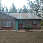 Das ist das Haus in dem ich in Kisa wohne.