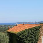 Blick auf die Bucht von St-Tropez