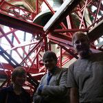 So eine Glocke kann plötzlich ganz laut werden finden Caroline, Christoph und Gerald