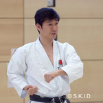 Naka Sensei 7.Dan JKA / Japan 2015