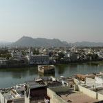 Vue d'Udaipur