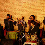 Concert de musique nepalaise a Patan