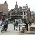 Rues de Patan
