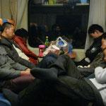 Nos voisins tibetains ont l'air d'avoir plus l'habitude