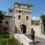 Abbaye bénédictine de Segno de Reghena