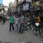 Dans le vieux Lahore avec 2 autrichiens rencontres a l'hotel.