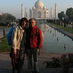 Le Taj Mahal..