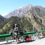 La descente vers le Nepal, bonnets et gants seront bientot superflus