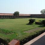 Les beaux jardins du fort (3)