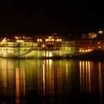 et le Lake palace de nuit