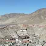 Le monastere de Pelkhor Chode a Gyantse