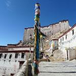 Le Dzong (forteresse) de Gyantse