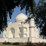 Le Taj Mahal (promis, c'est la dernière)
