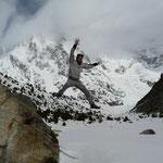 Au camp de base du Nanga Parbat, encore quelques milliers de metres sous le sommet