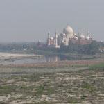 Enfin l'avant dernière... mais c'est uand meme le Taj Mahal!