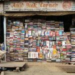 Un libraire plutot bien achalandé