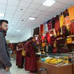 Supermarche pour moines