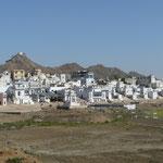 Pushkar et feu son regretté lac