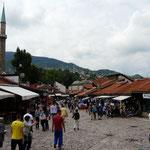 Centre historique de Sarajevo