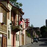 Ruelle du village de Signaghi