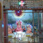 Certains temples sont plutot kitsh,