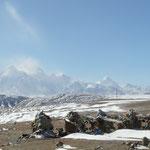 Un dernier adieu aux paysages tibetains, magiques mais aussi assez durs...
