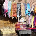 Stand dans le vieux Lahore
