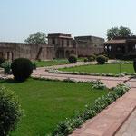 Les beaux jardins du fort (2)
