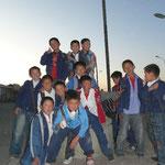 Ecoliers d'Ulaangom