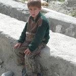 Dans le nord du Pakistan, il y a plus d'habitants au teint clair