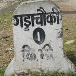 Cette fois le Nepal c'est fini.. a nous l'Inde!