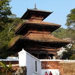 Le temple a pagodes de Tansen, dedié a Shiva
